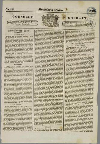 Goessche Courant 1849-03-05