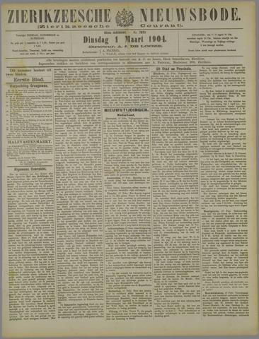 Zierikzeesche Nieuwsbode 1904-03-01