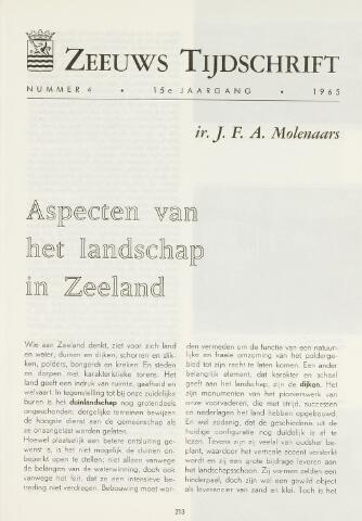 Zeeuws Tijdschrift 1965-07-01