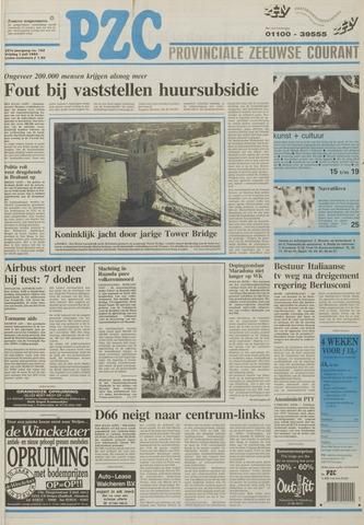 Provinciale Zeeuwse Courant 1994-07-01