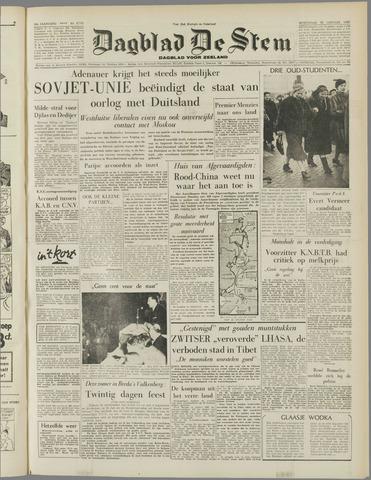 de Stem 1955-01-26