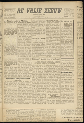 de Vrije Zeeuw 1946-07-23