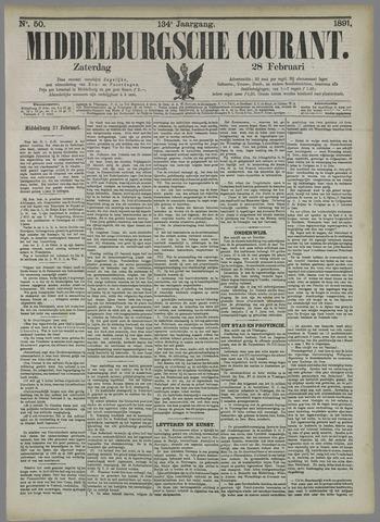 Middelburgsche Courant 1891-02-28