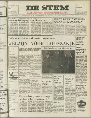 de Stem 1971-03-09