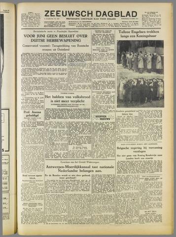 Zeeuwsch Dagblad 1952-02-13