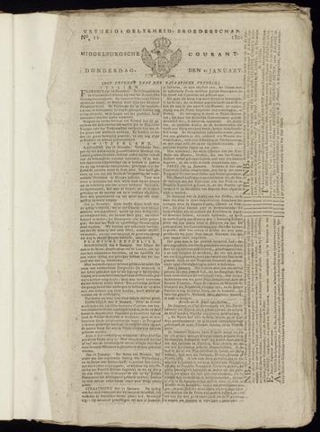 Middelburgsche Courant 1801-01-22