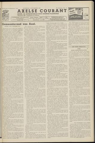 Axelsche Courant 1957-11-02
