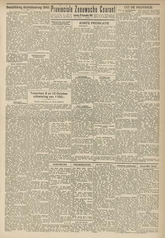 Provinciale Zeeuwse Courant 1945-09-29