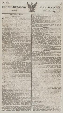 Middelburgsche Courant 1832-11-20