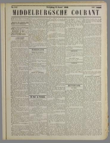 Middelburgsche Courant 1919-06-06