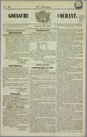 Goessche Courant 1856-06-16