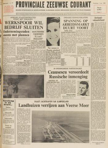 Provinciale Zeeuwse Courant 1969-08-07