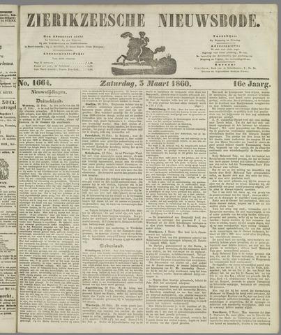 Zierikzeesche Nieuwsbode 1860-03-03