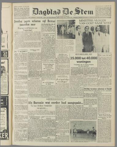de Stem 1949-01-10