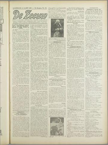 De Zeeuw. Christelijk-historisch nieuwsblad voor Zeeland 1944-03-16