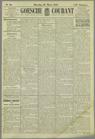 Goessche Courant 1927-03-21