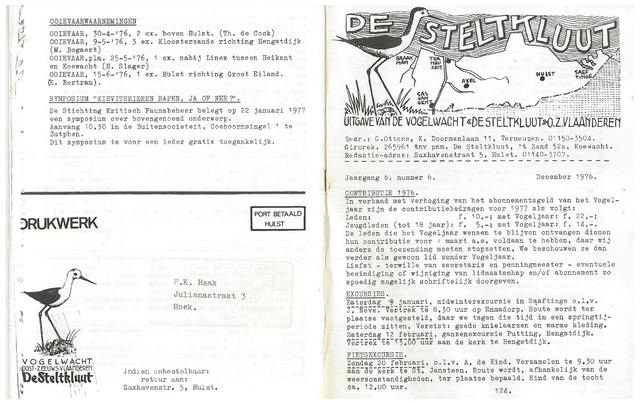 de Steltkluut 1976-12-01