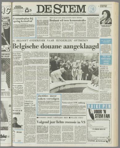 de Stem 1985-05-22