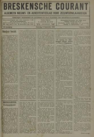 Breskensche Courant 1920-09-11