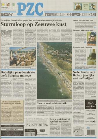 Provinciale Zeeuwse Courant 1999-07-31