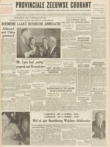 Provinciale Zeeuwse Courant 1964-07-09