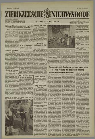 Zierikzeesche Nieuwsbode 1955-04-13