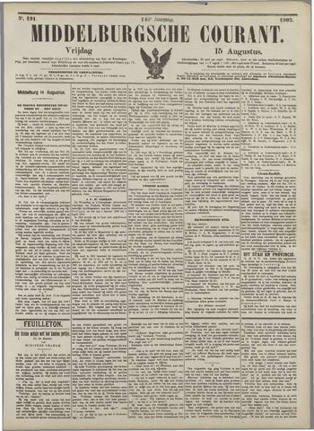 Middelburgsche Courant 1902-08-15