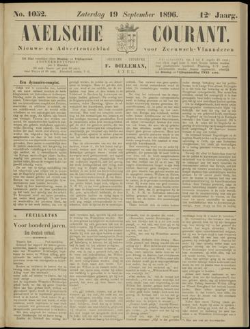 Axelsche Courant 1896-09-19