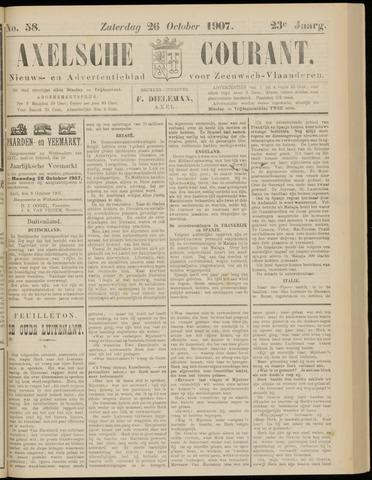 Axelsche Courant 1907-10-26