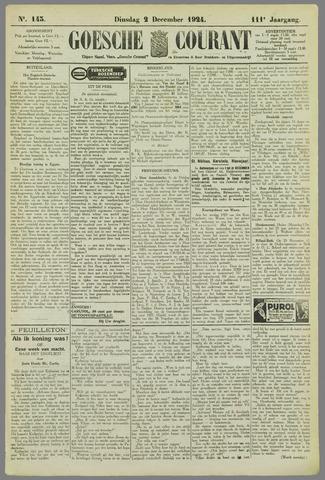 Goessche Courant 1924-12-02