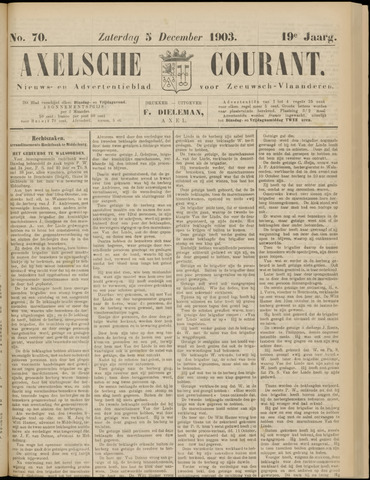 Axelsche Courant 1903-12-05