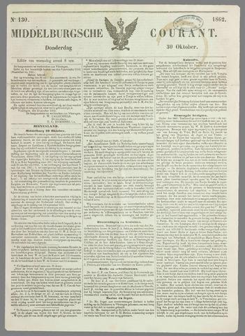 Middelburgsche Courant 1862-10-30