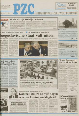 Provinciale Zeeuwse Courant 1991-10-05