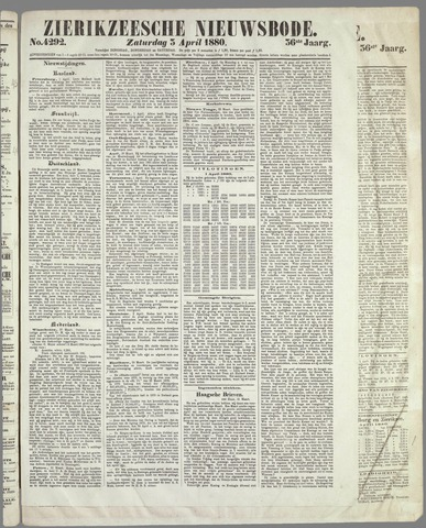 Zierikzeesche Nieuwsbode 1880-04-03