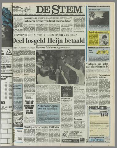 de Stem 1987-11-28
