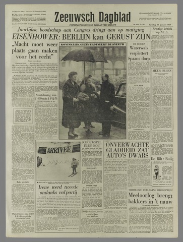 Zeeuwsch Dagblad 1959-01-10