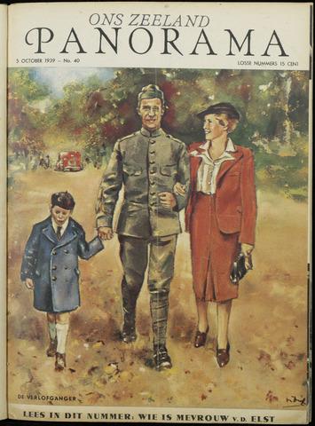 Ons Zeeland / Zeeuwsche editie 1939-10-05