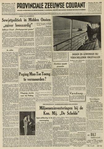 Provinciale Zeeuwse Courant 1956-02-28