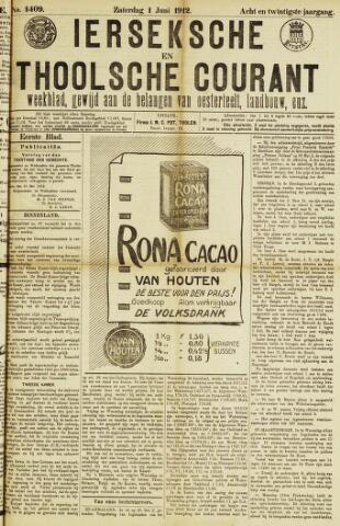 Ierseksche en Thoolsche Courant 1912-06-01