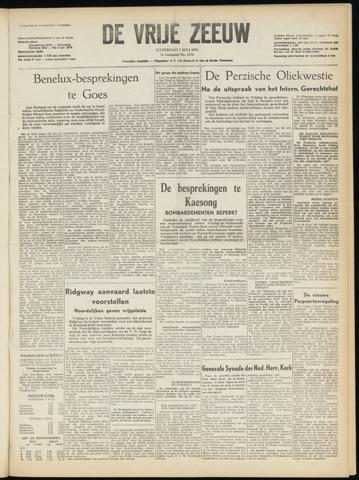 de Vrije Zeeuw 1951-07-07