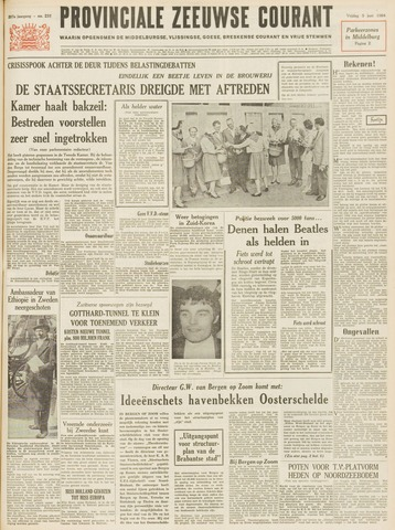 Provinciale Zeeuwse Courant 1964-06-05