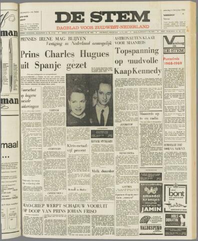 de Stem 1968-12-21