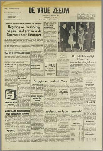 de Vrije Zeeuw 1967-02-11