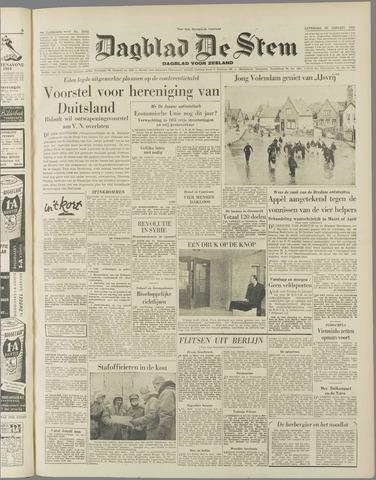 de Stem 1954-01-30