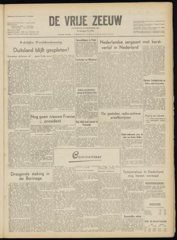 de Vrije Zeeuw 1953-12-19