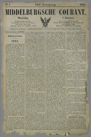 Middelburgsche Courant 1883
