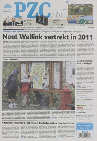 Provinciale Zeeuwse Courant 2010-08-17