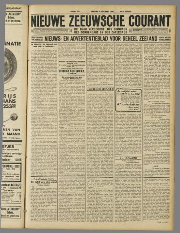 Nieuwe Zeeuwsche Courant 1929-11-05