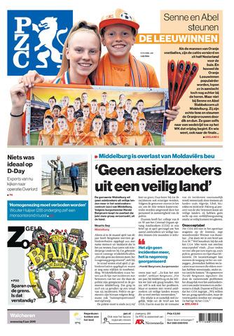 Provinciale Zeeuwse Courant 2019-06-05