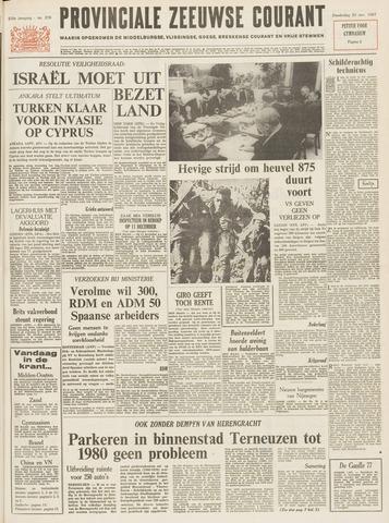 Provinciale Zeeuwse Courant 1967-11-23